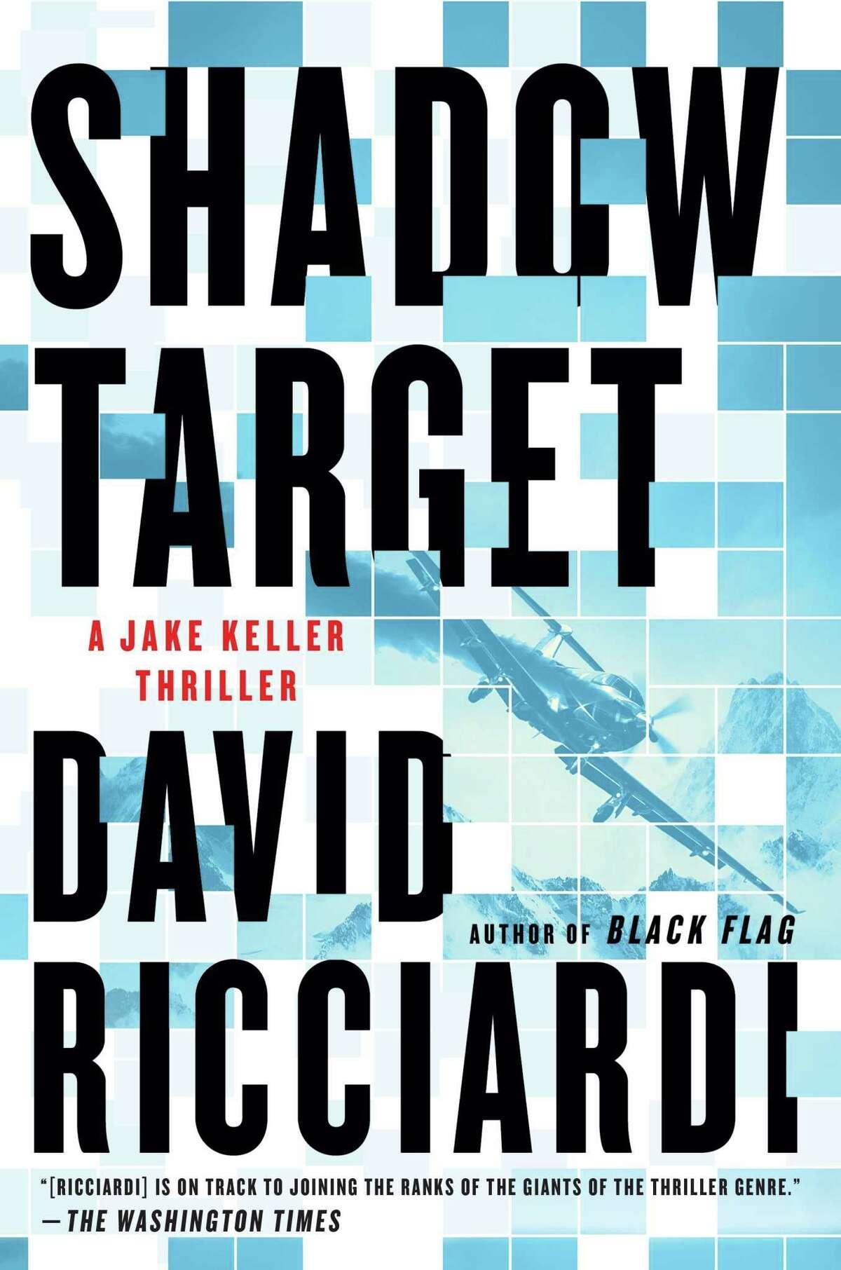 Shadow Target is David Ricciardi's latest novel.