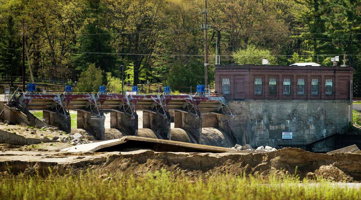 Sanford Dam