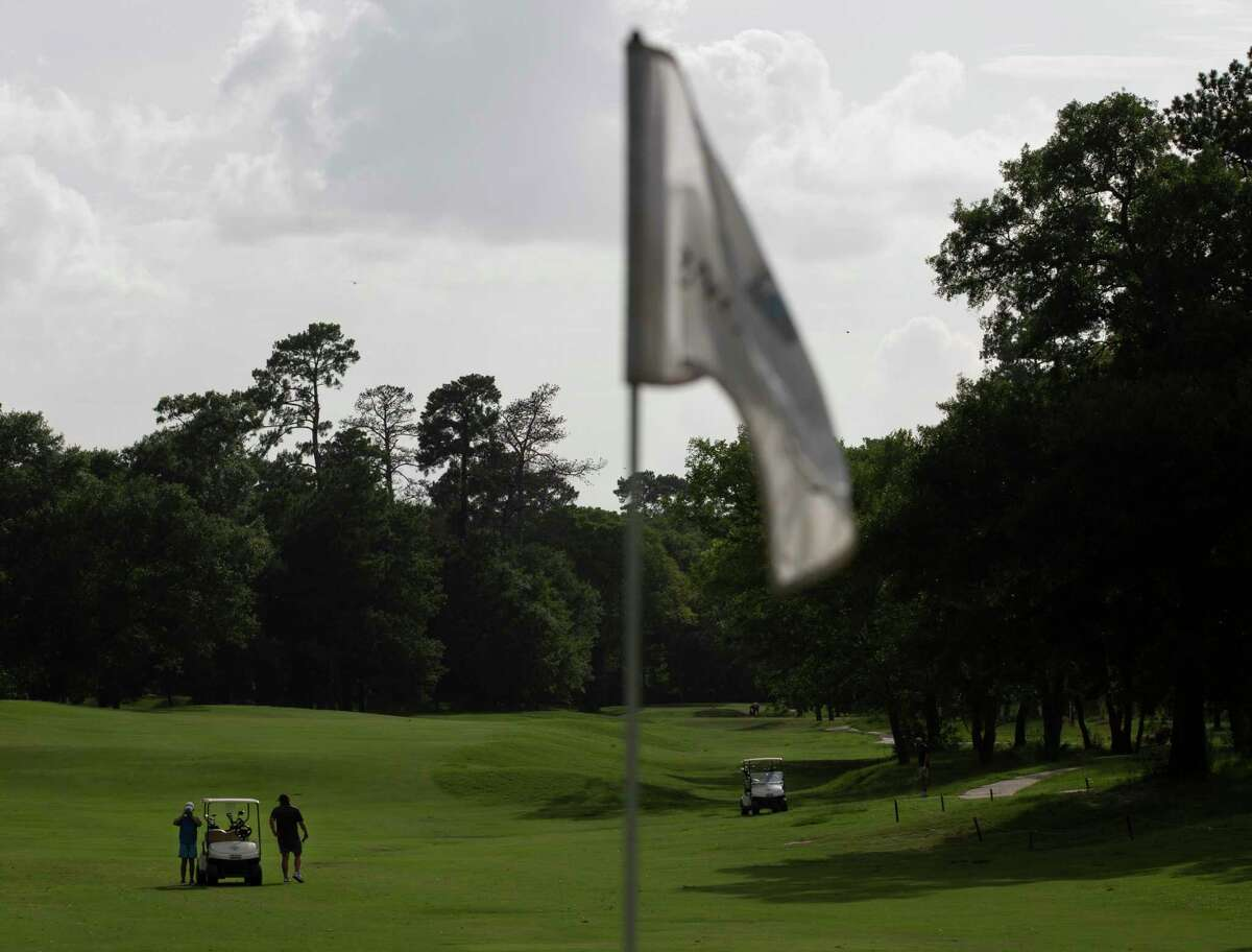 The Champion Rotary Golf Tournament is scheduled for June 11 at Longwood Golf Club. Shown here, people play golf at Longwood Golf Club Tuesday, June 30, 2020, in Cypress.