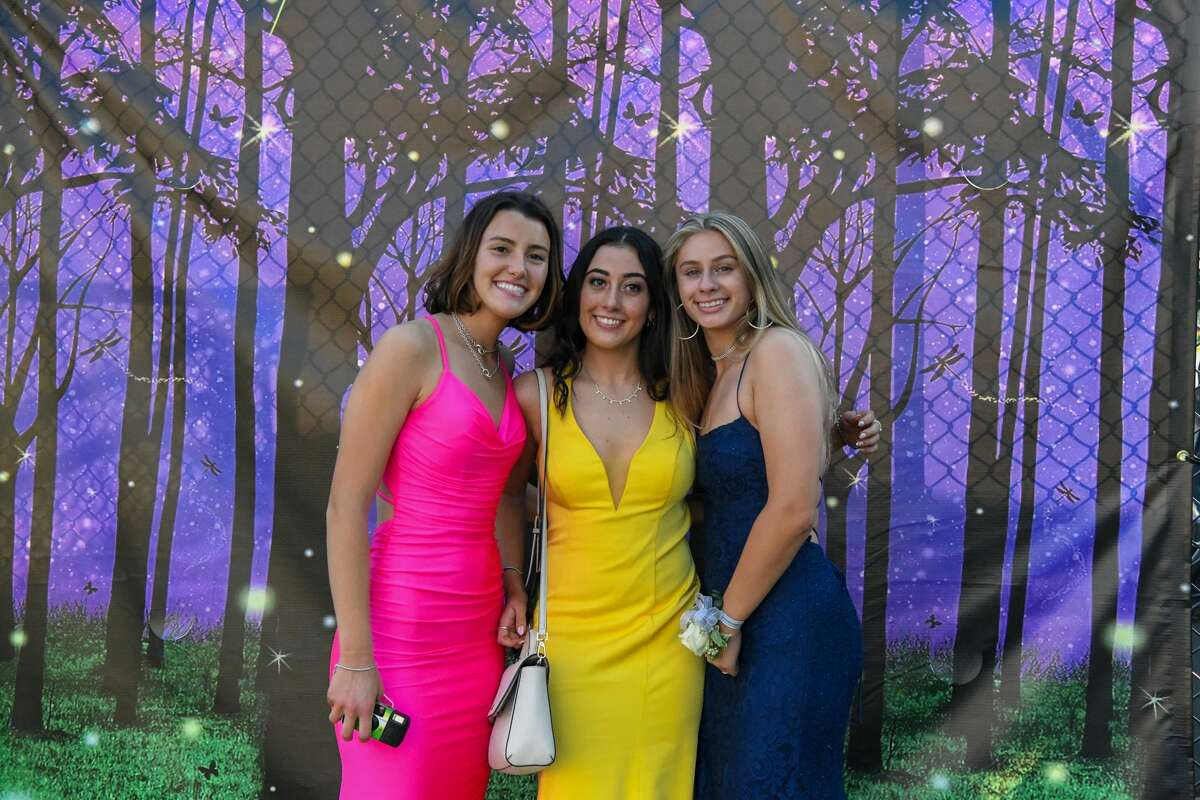 Stamford's Westhill High School held its prom on June 5, 2021. Were you SEEN?
