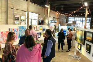 The Community Cooperative Nursery School celebrated its 58th annual art show June 3 through the 5. The event raised $100,000.