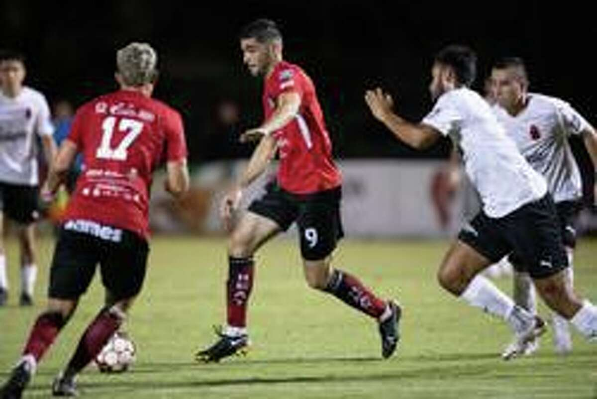 Laredo Heat SC forward Nadav Datner is a finalist for the NPSL Team of the Month for May.