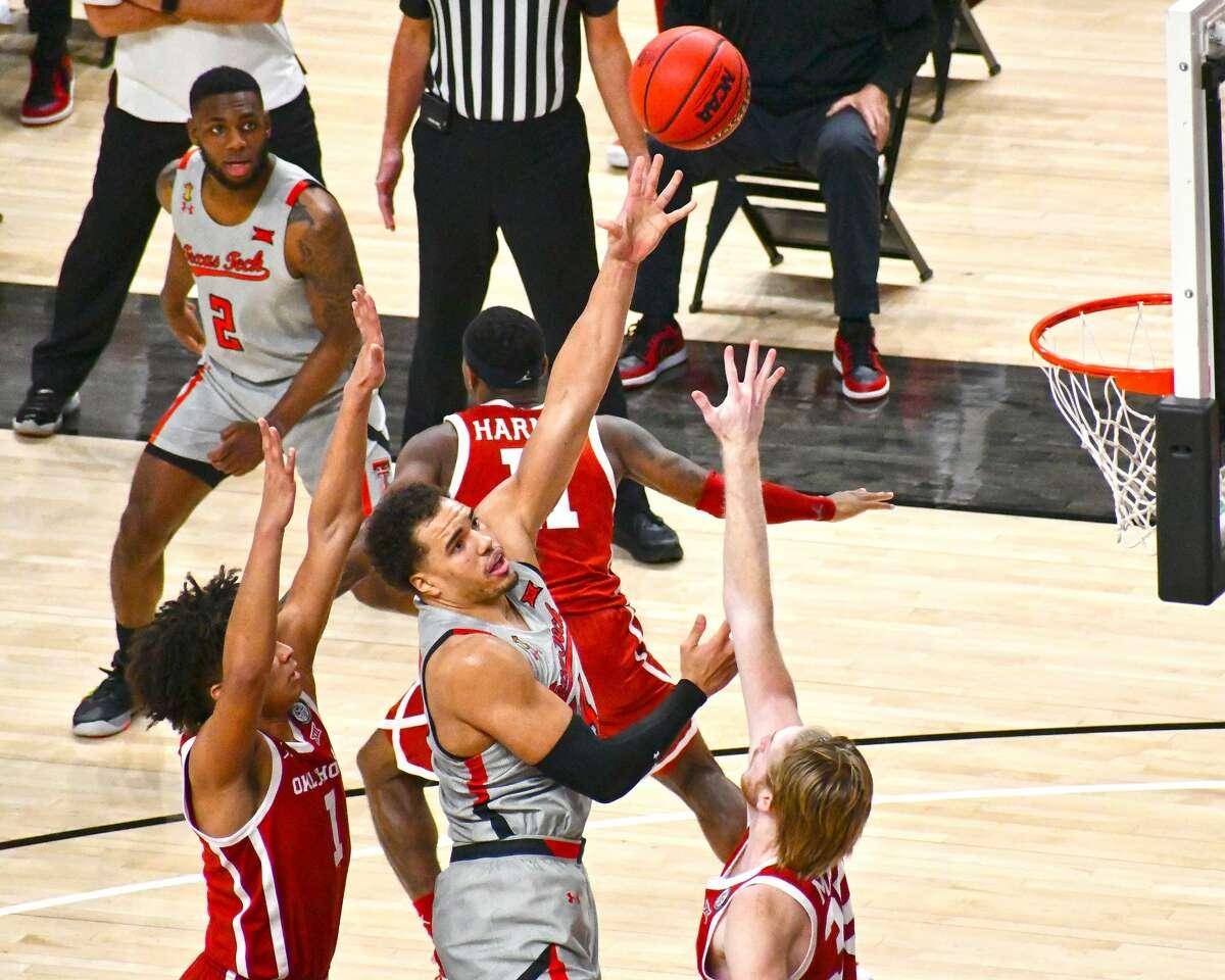 Marcus Santos-Silva and the Texas Tech men's basketball team will take on Gonzaga on Dec. 18 in Phoenix.