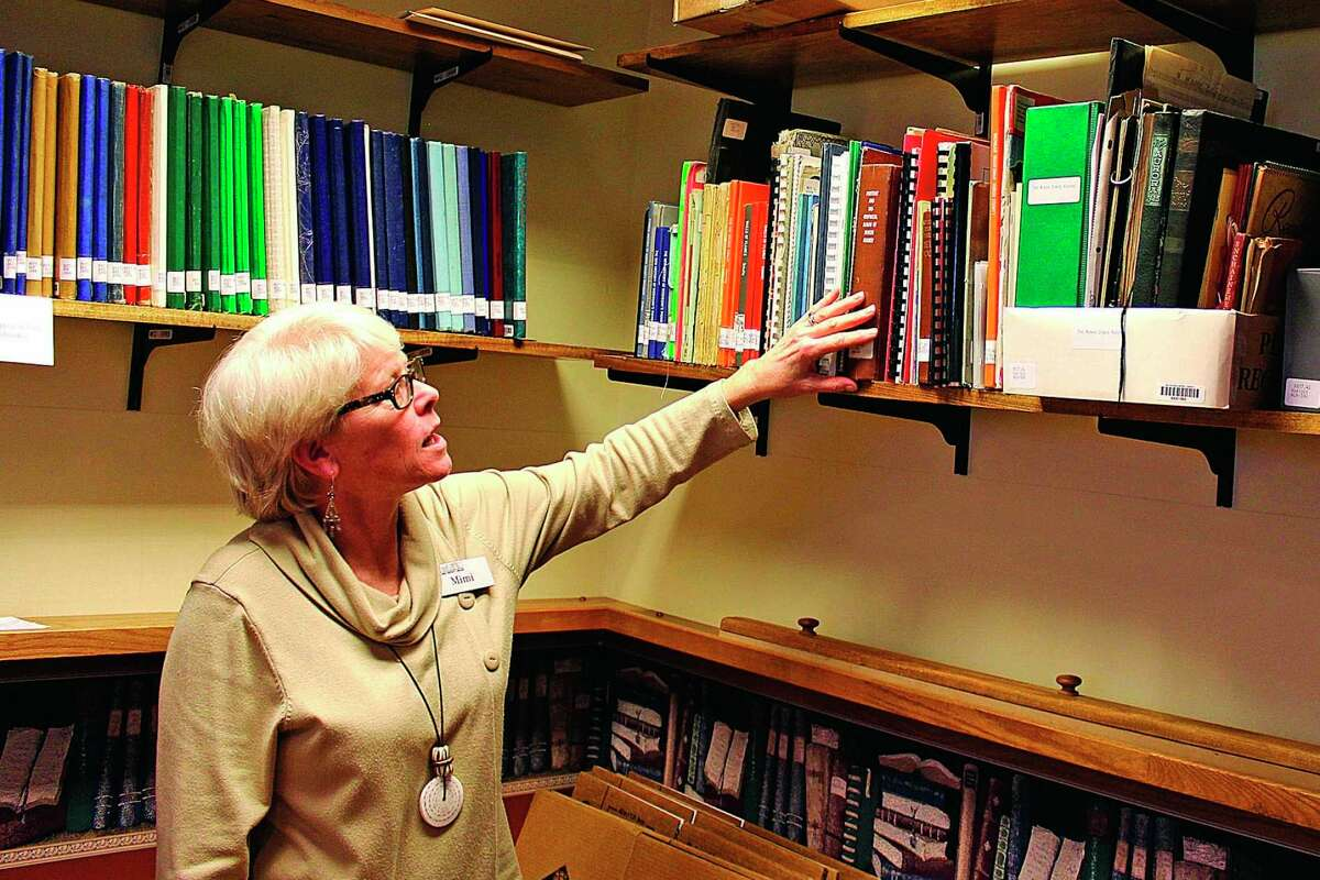 Mimi Herrington will retire as director for Bad Axe District Library at the end of this month. (Tribune File Photo)