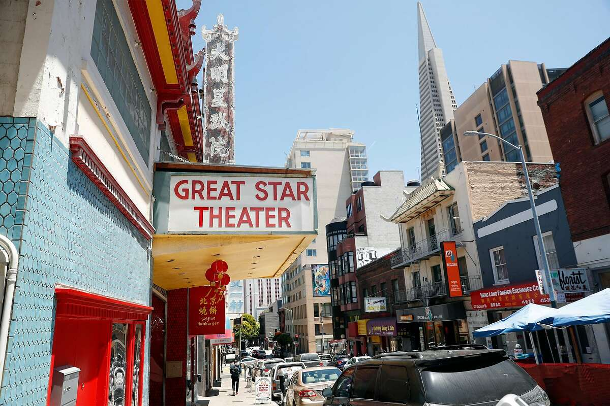 The Great Star Theater, built in 1925 in San Francisco's Chinatown, has been restored and is reopening soon.