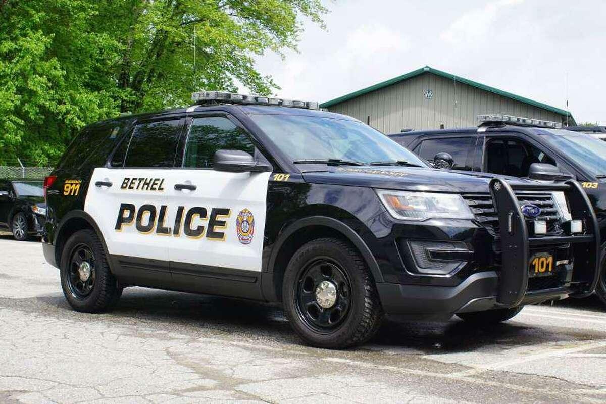File photo - Bethel, Conn. police cruiser