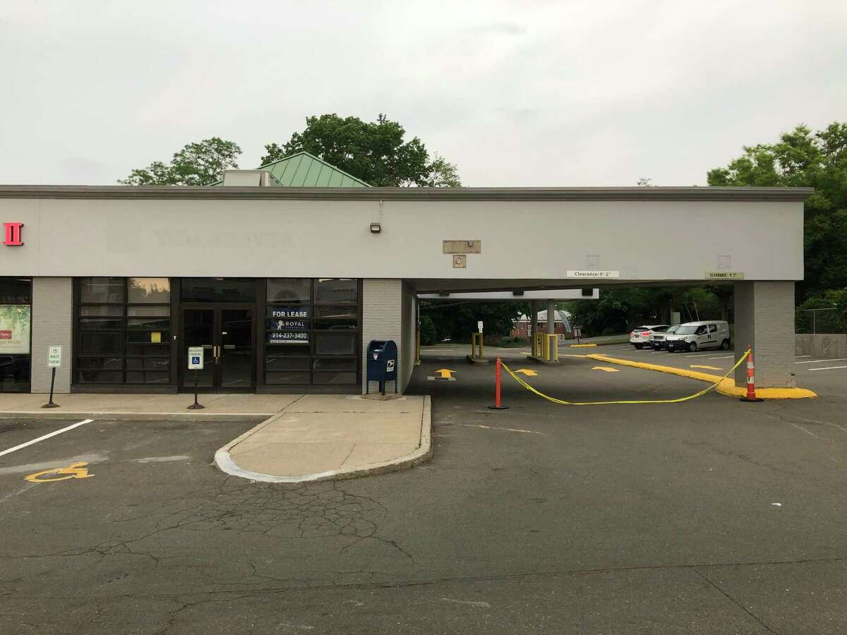A vacant building at 295 Westport Ave. Tuesday, June 8, 2021, in Norwalk, Conn. A developer hopes to transform the building into Connecticut's first Jimmy John's location.