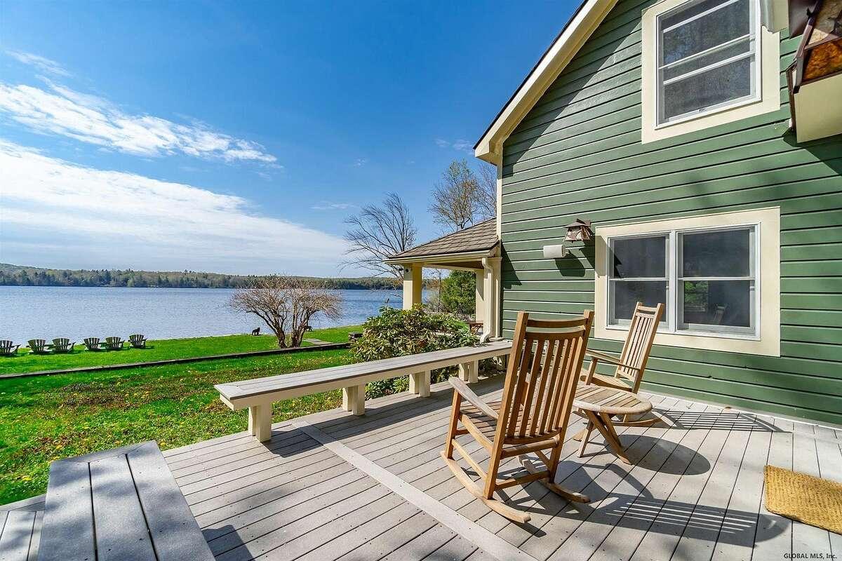 $2.5 million.744 West Lake Road, Caroga, 12032. View listing.