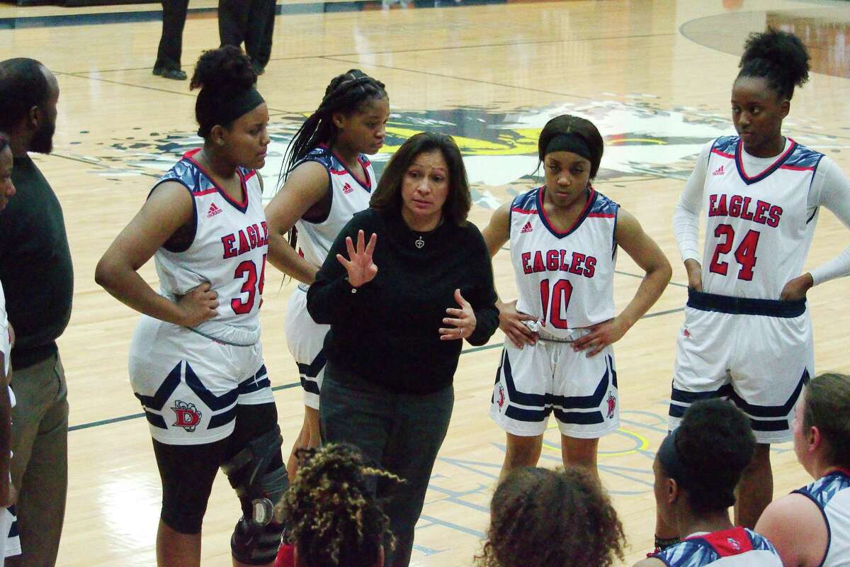 Dawson basketball coach Isabel Gomez has relinquished those duties in to assume two new responsibilities within Pearland ISD.