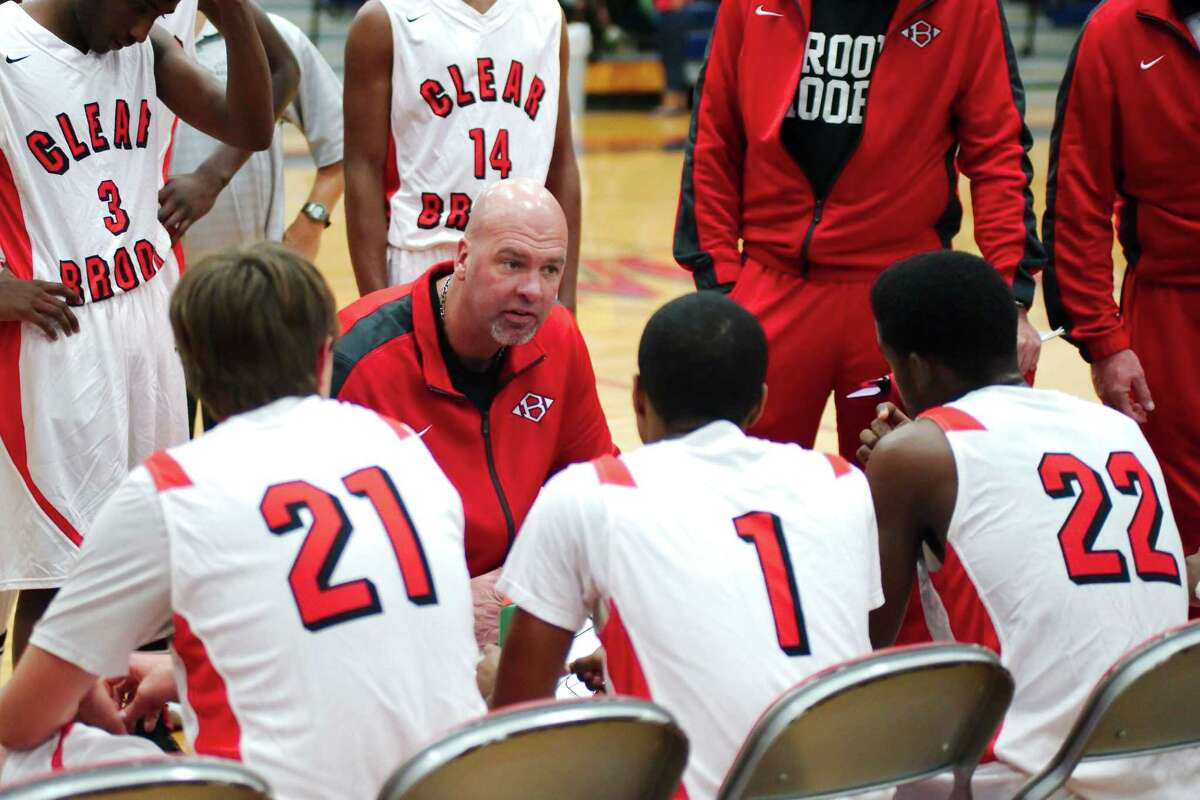 Former Clear Brook basketball coach Christian Thompson is the new girls' head basketball coach at Friendswood High School.