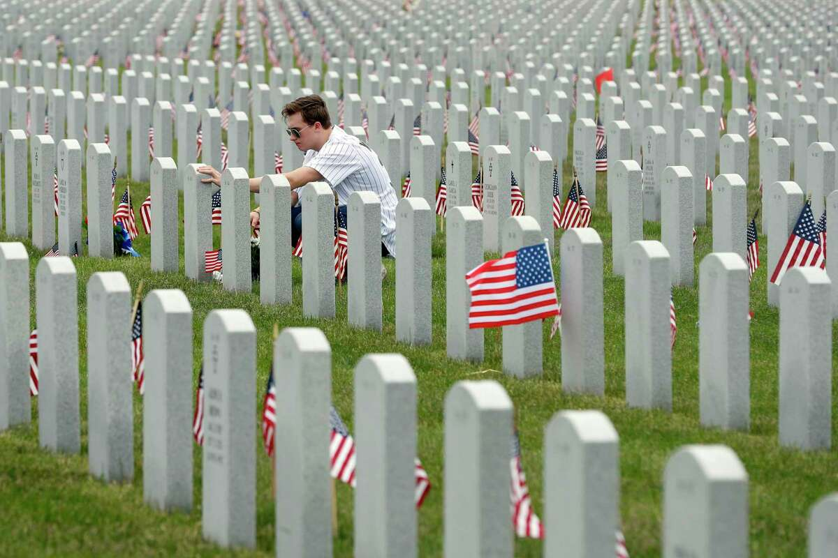 Americans set aside just one day to honor those who have died for their country and offer their families some comfort. Let's keep Memorial Day just about service members.