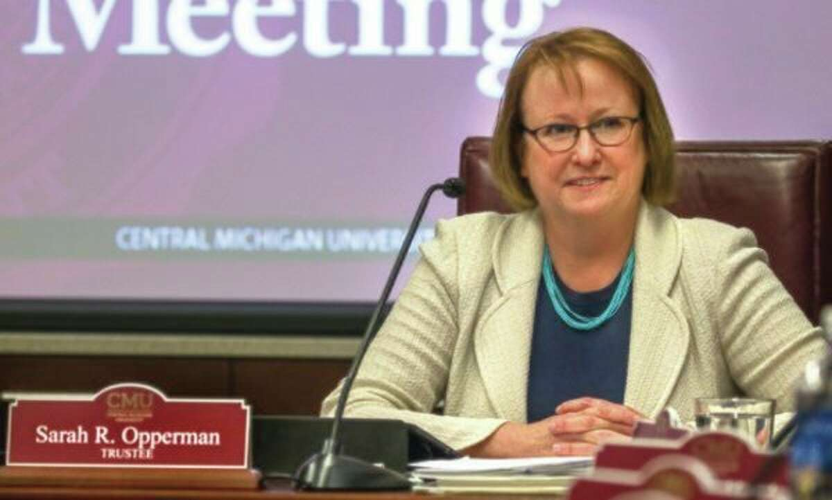 Sarah Opperman, retired executive of The Dow Chemical Company and lifelong mid-Michigan resident, has been named chair of the Isabella Bank Corporation and Isabella Bank Board of Directors. (File Photo/Midland Daily News)