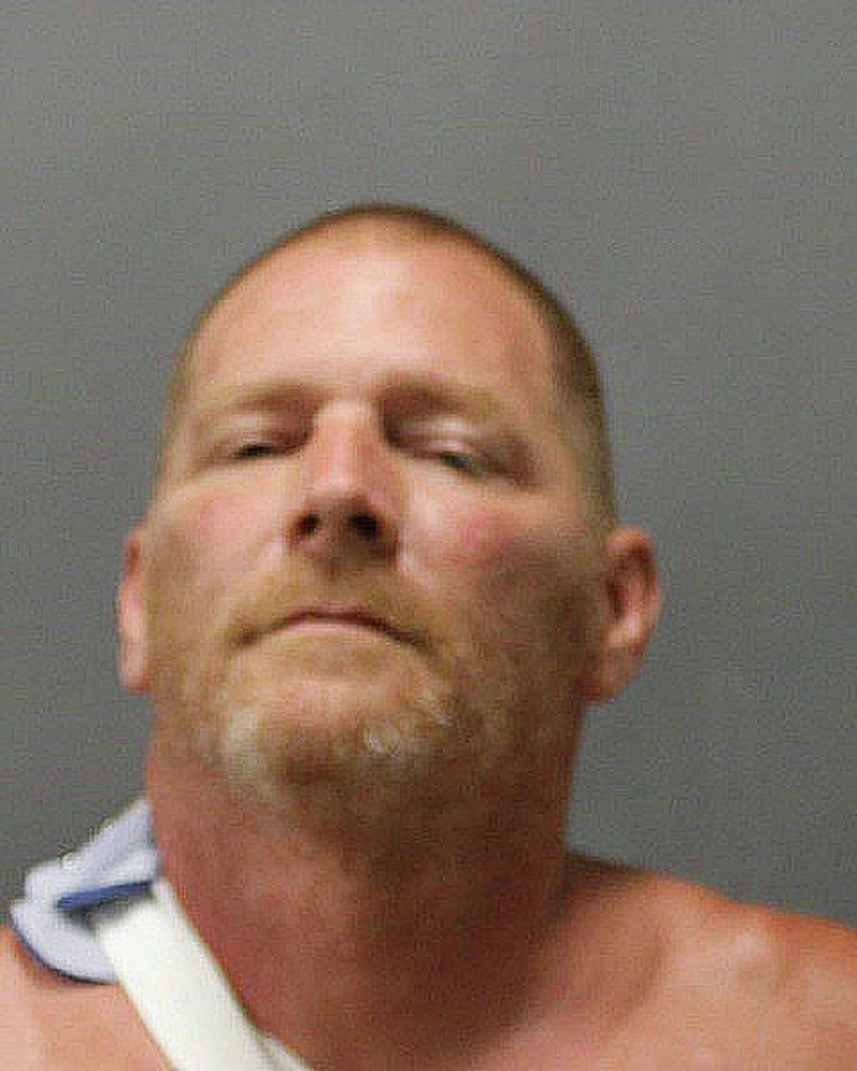 Thomas LaPrade, 53, was charged with disorderly conduct, interfering with an officer, three counts of assault on an officer, second-degree threatening, second-degree breach of peace and second-degree criminal mischief.