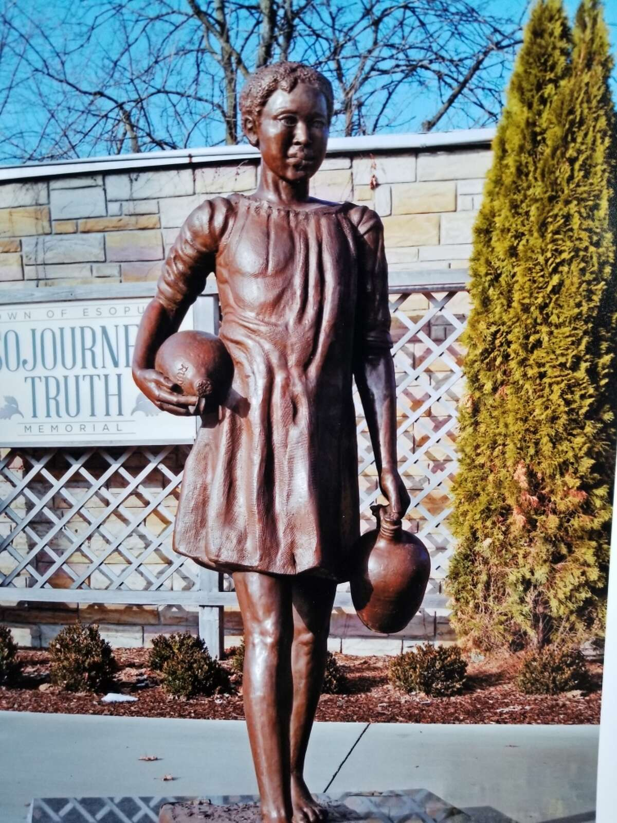 A 4-mile walk in Ulster County illuminates the life of Black abolitionist and women's rights pioneer Sojourner Truth, who lived her early life in bondage there.