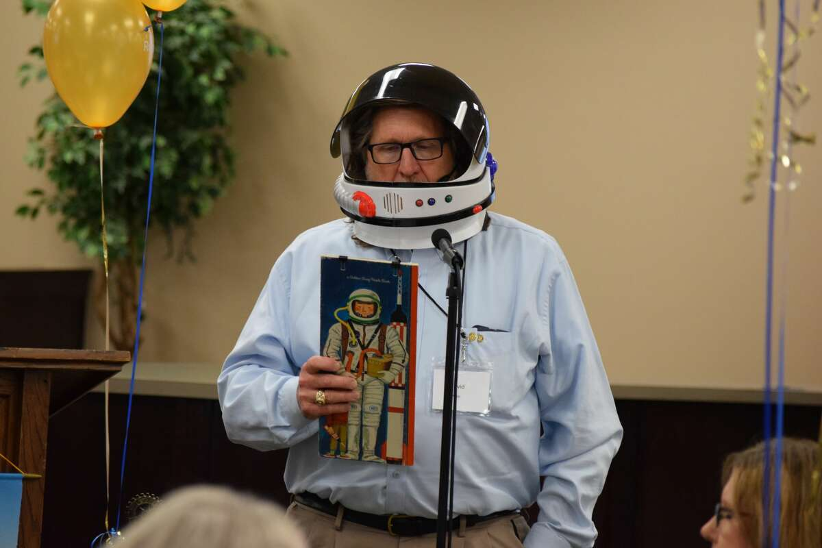The Plainview Rotary Club celebrated 100 years with a special event on Saturday.