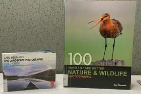 """""""100 Ways to Take Better Nature and Wildlife Photographs"""" by Guy Edwards provides quick tips for nature photographers in an easy to understand format. (Courtesy photo)"""