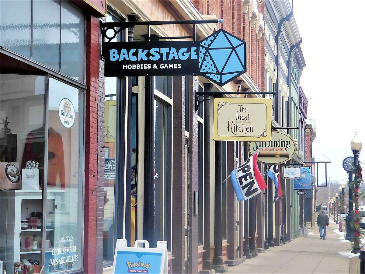 Backstage Hobbies & Games had plenty of interest from prospective employees, but had difficulty finding employees old enough to manage the store.