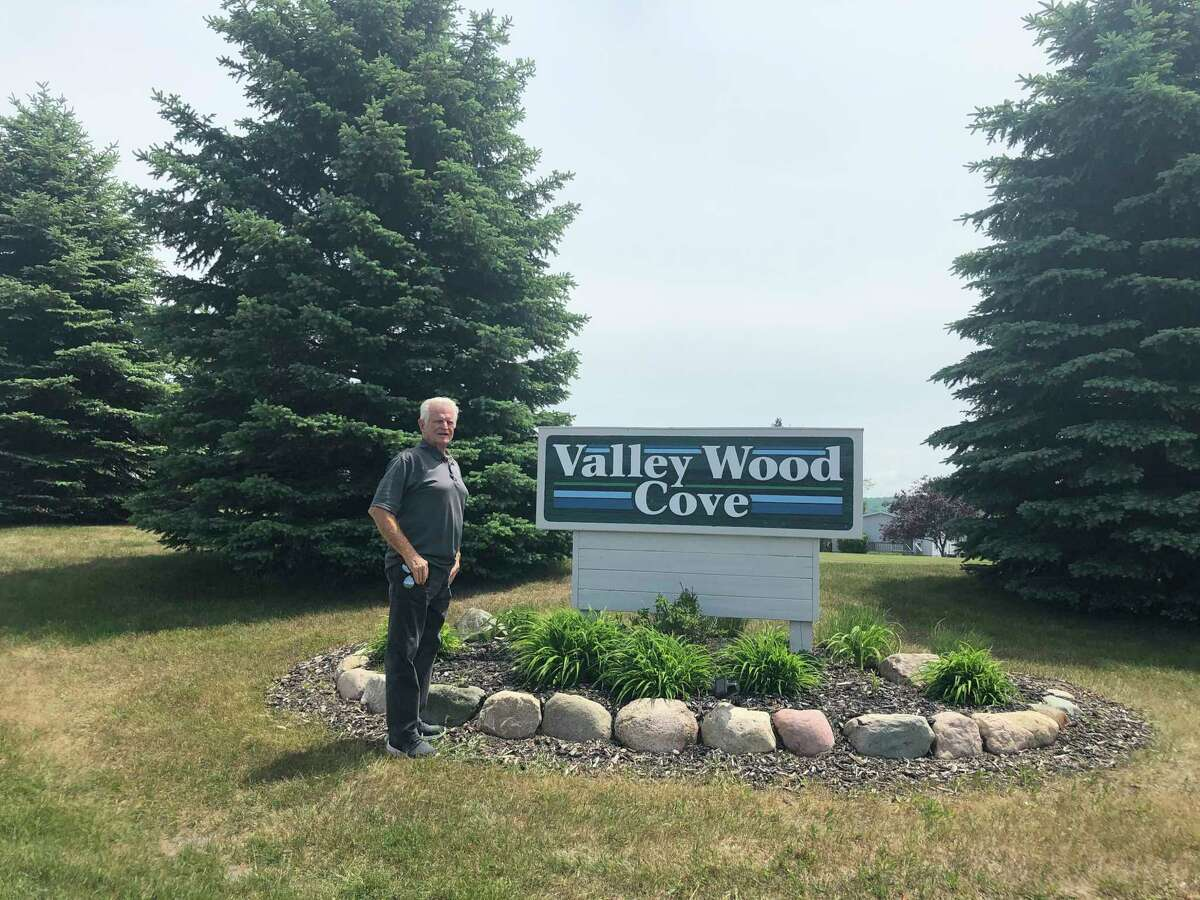 Michael Hamm is a consultant andprojectmanager at Valleywood Cove at Point Arcadia.(Courtesy photo)