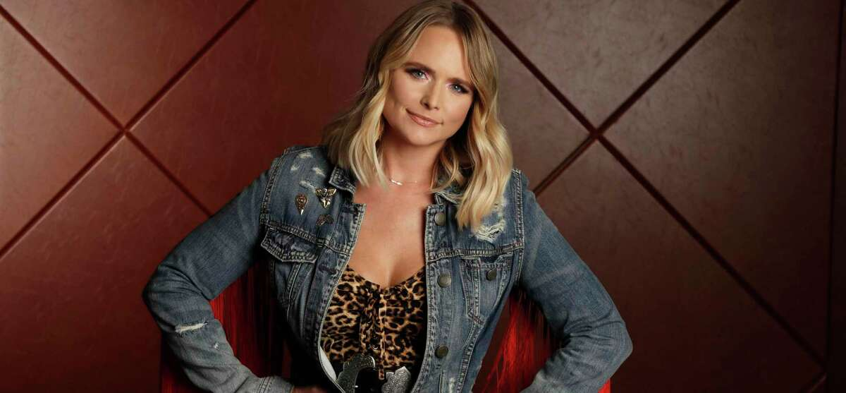 Miranda Lambert will be performing for three nights at the Whitewater Amphitheater in New Braunfels.