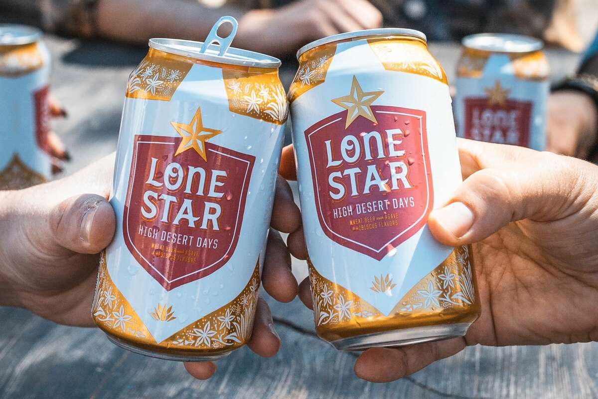 Lone Star Brewing released High Desert Days in June 2021, a wheat beer with agave and hibiscus inspired by West Texas.
