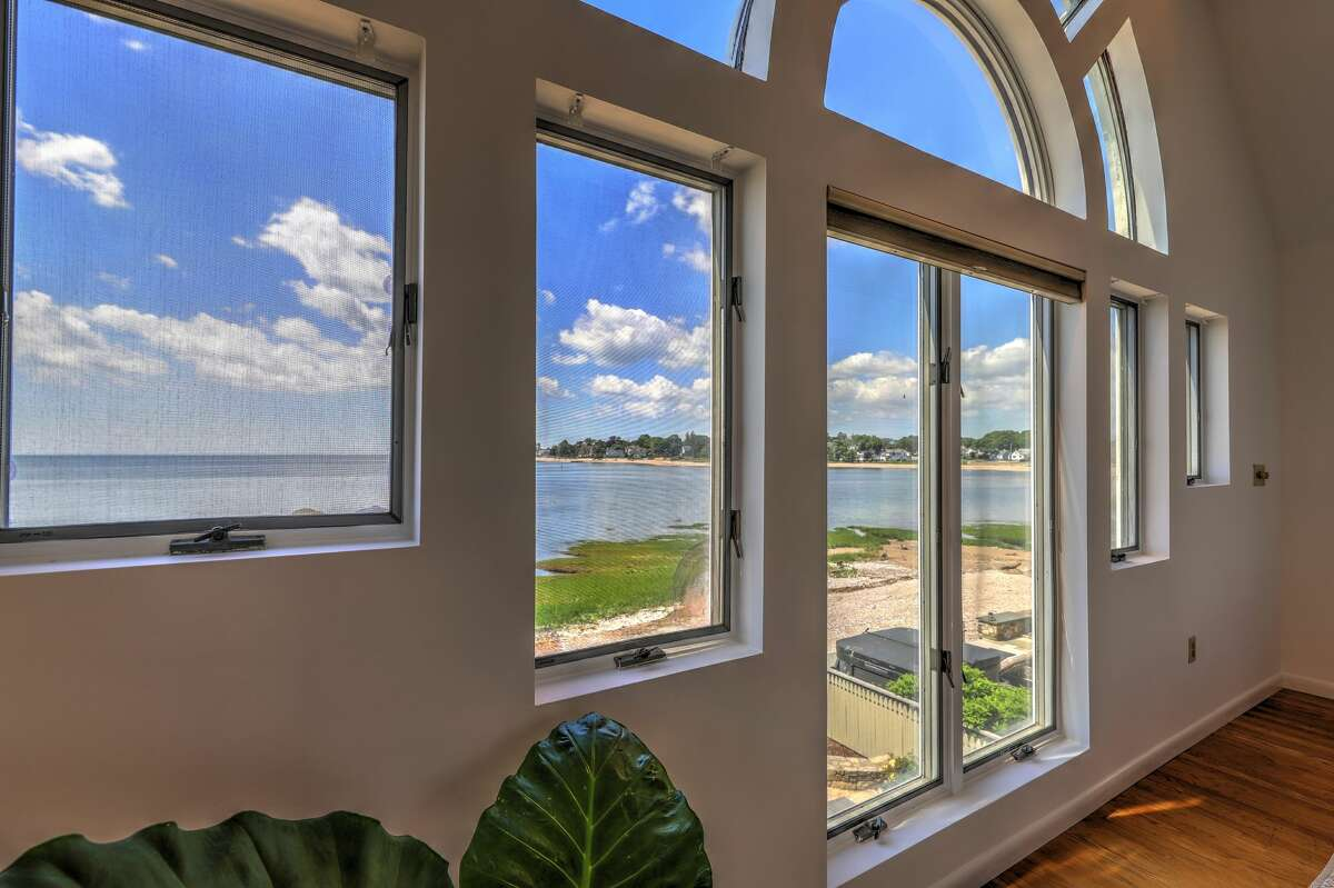 The house at 121 Ocean Ave. in West Haven is on the market for $959,900.