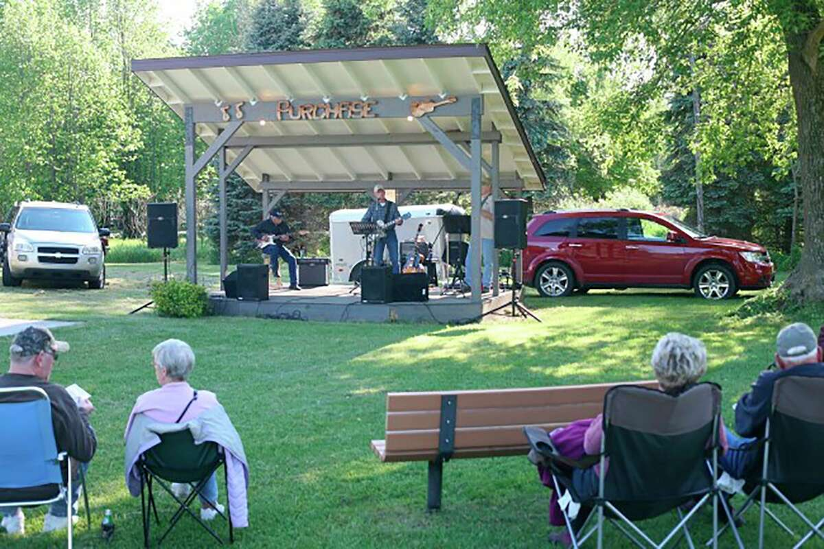 Luther summer concertsare 6-8 p.m. Wednesdays at Purchase Pavilion, 209 State St., Luther, through August, with an end of the year party in September. (Star file photo)