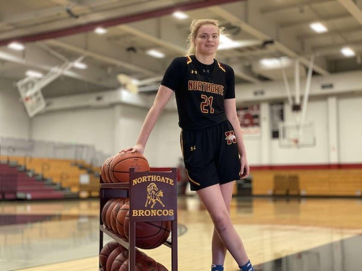 Tegan Gaines, Northgate, Basketball