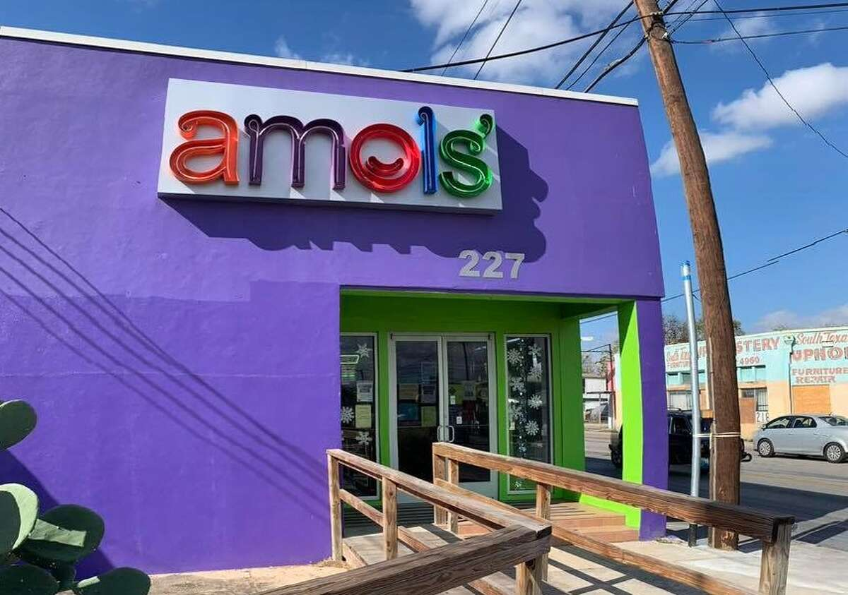 Call it San Antonio's version of retail therapy or just Fiesta fever, shoppers at Amols', the longstanding party supply authority, are back.