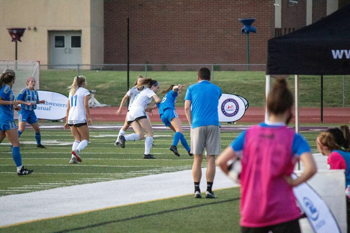 The Albany Rush of the United Women's Soccer league are 1-3-0 after their first four games of the summer.