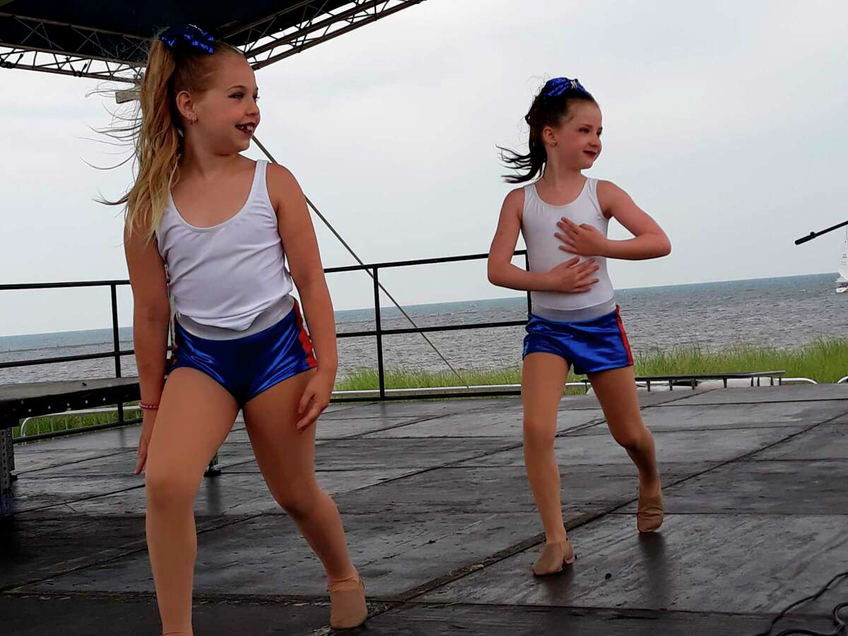 Participants take part in the Little Big Shots Talent Show in 2019 during theManistee National Forest Festival. This year's event is slated for July 3. (Courtesy photo)