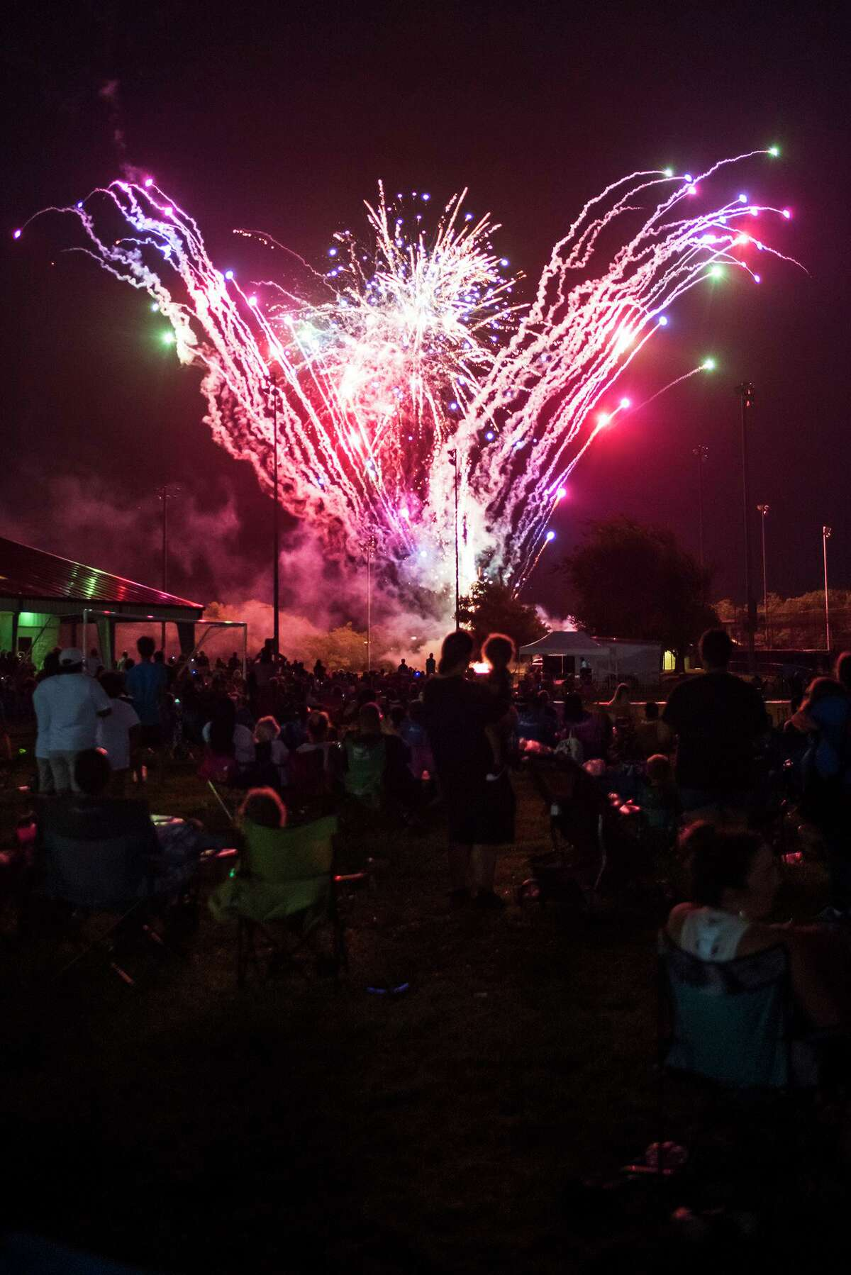 In League City, the Fourth of July festivities begin a day early, on July 3 at 4 p.m. on the grounds of the Chester Davis Sportsplex with an afternoon of family oriented fun, food and games, to be capped off with a firework display at dusk.