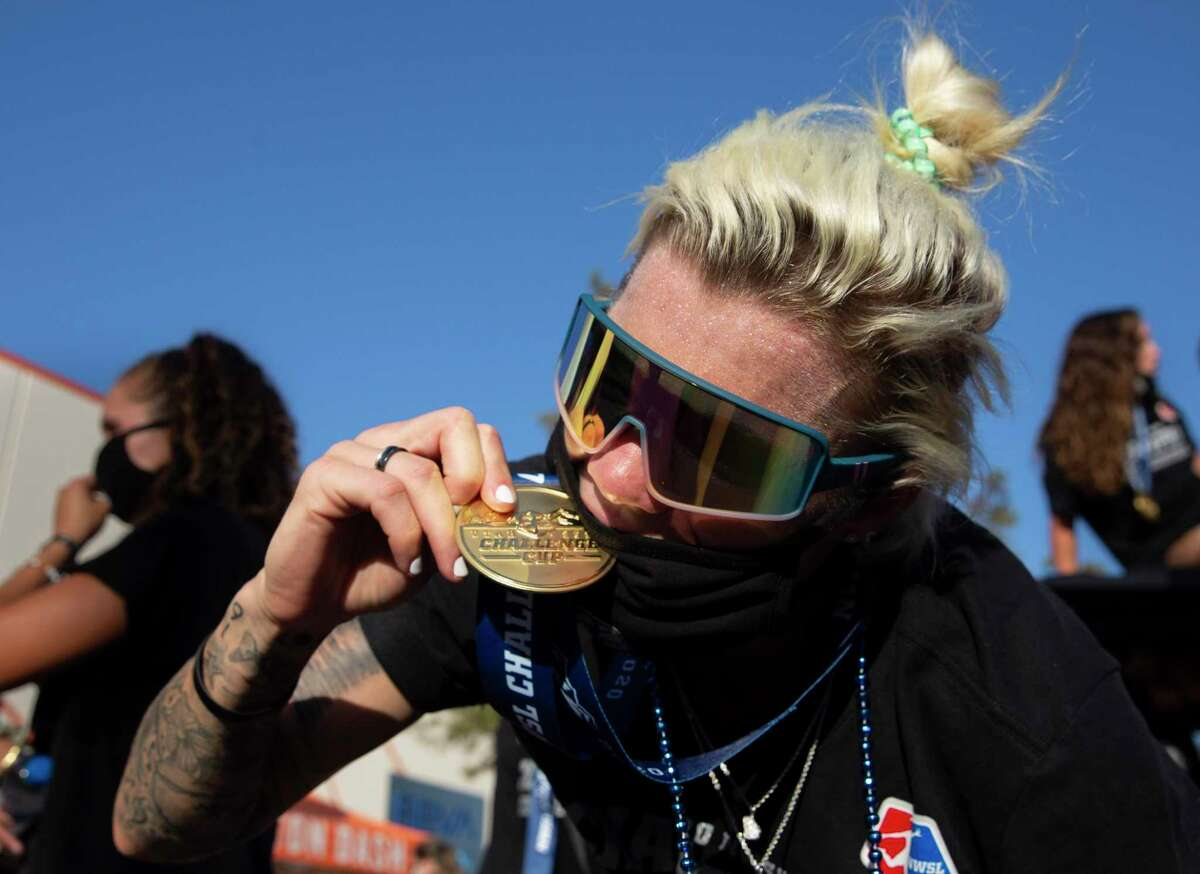 Jane Campbell helped the Dash win the Challenge Cup in 2020 and wants a chance at another medal with the U.S. Olympic team.
