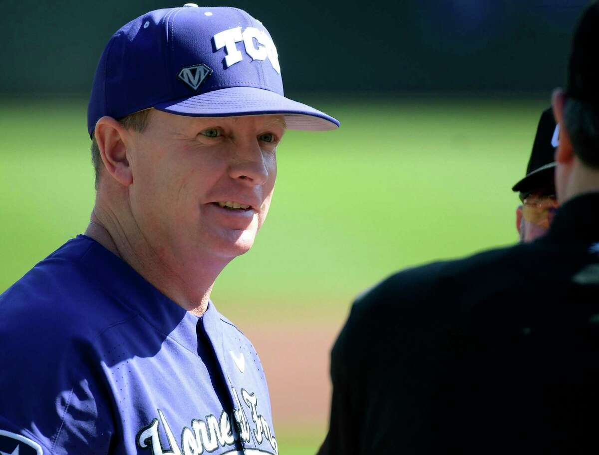 Texas A&M hired Jim Schlossnagle away from TCU with a deal that will pay about $1.25 million per year to help get the Aggies to the College World Series.