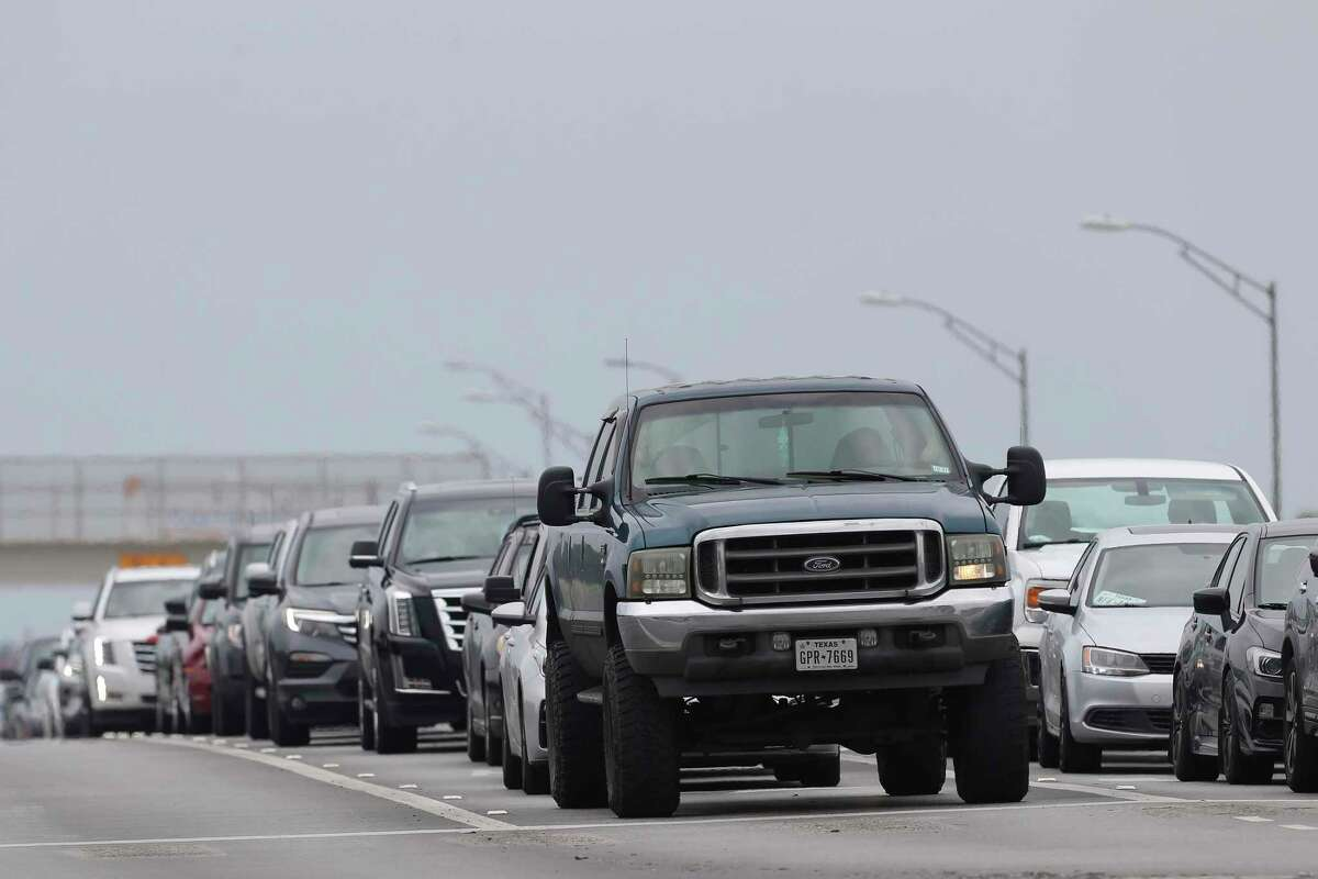 We broke down the data on Memorial Day traffic in major Texas cities.