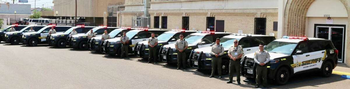 The Webb County Sheriff's Office acquired these patrol units that come along with state-of-the-art technology.