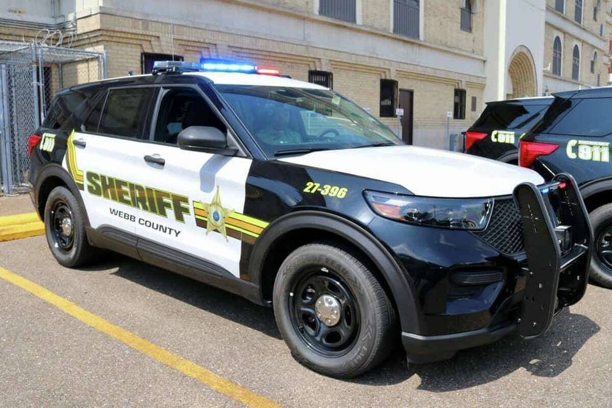 This is one of the state-of-the-art patrol units that the Webb County Sheriff's Office acquired.