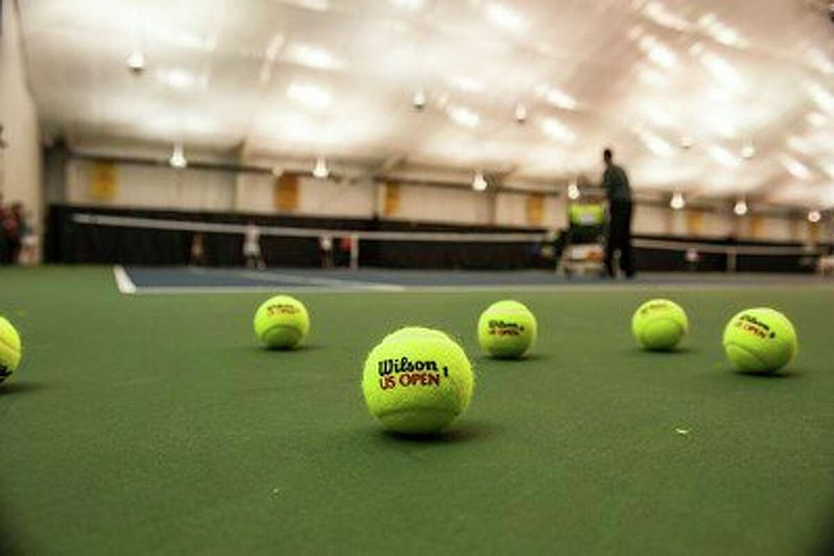 Scholarships from Ferris State University and the United States Tennis Association are available to incoming underclassmen and transfer students who enter the Professional Tennis Management program in Ferris' College of Business. (Courtesy photo)