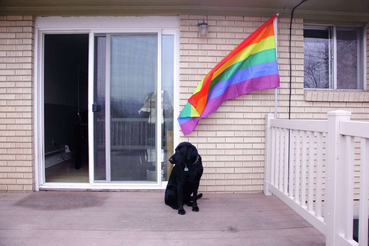 Home buyers from America's LGBTQ community purchase older, smaller and less expensive homes than non-LGBTQ buyers, according to the National Association of Realtors.