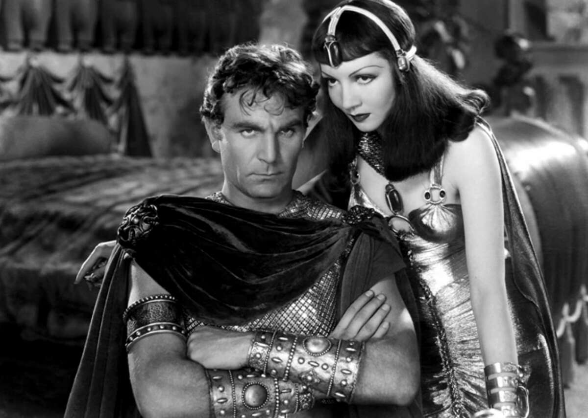 Cleopatra (1934) - Director: Cecil B. DeMille - IMDb user rating: 6.8 - Metascore: data not available - Runtime: 100 minutes In this Old Hollywood retelling of the story of Cleopatra, the titular queen (played by Claudette Colbert) struggles to retain control of her kingdom while simultaneously wooing and manipulating her two Roman lovers, Marc Antony (Henry Wilcoxon) and Julius Caesar (Warren William). Receiving five Academy Award nominations, it was the first film from director Cecil B. DeMille to garner a nomination for Best Picture.