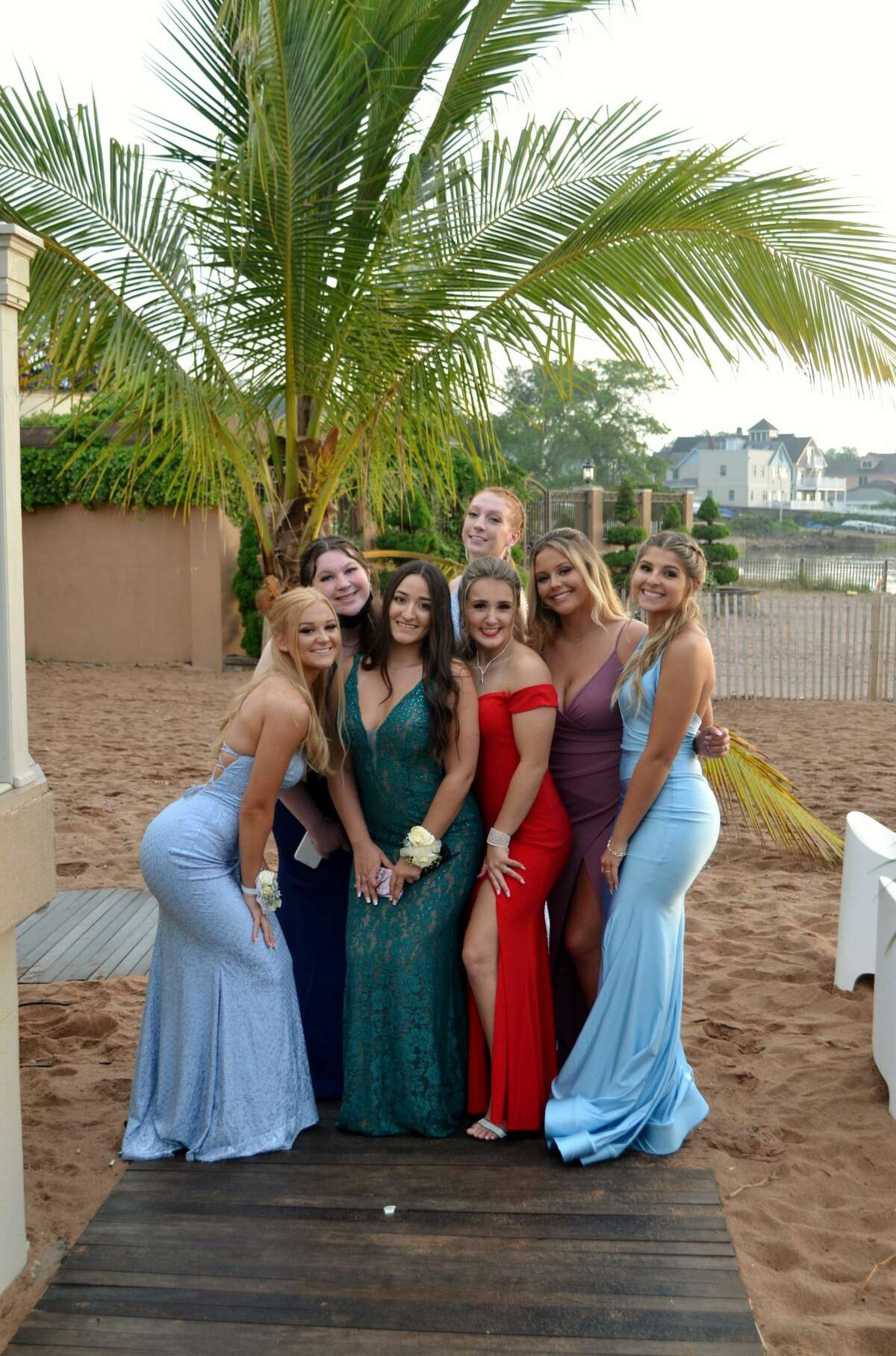 Stratford High School held its prom on June 4 at at Anthony's Ocean View in New Haven. Were you SEEN?