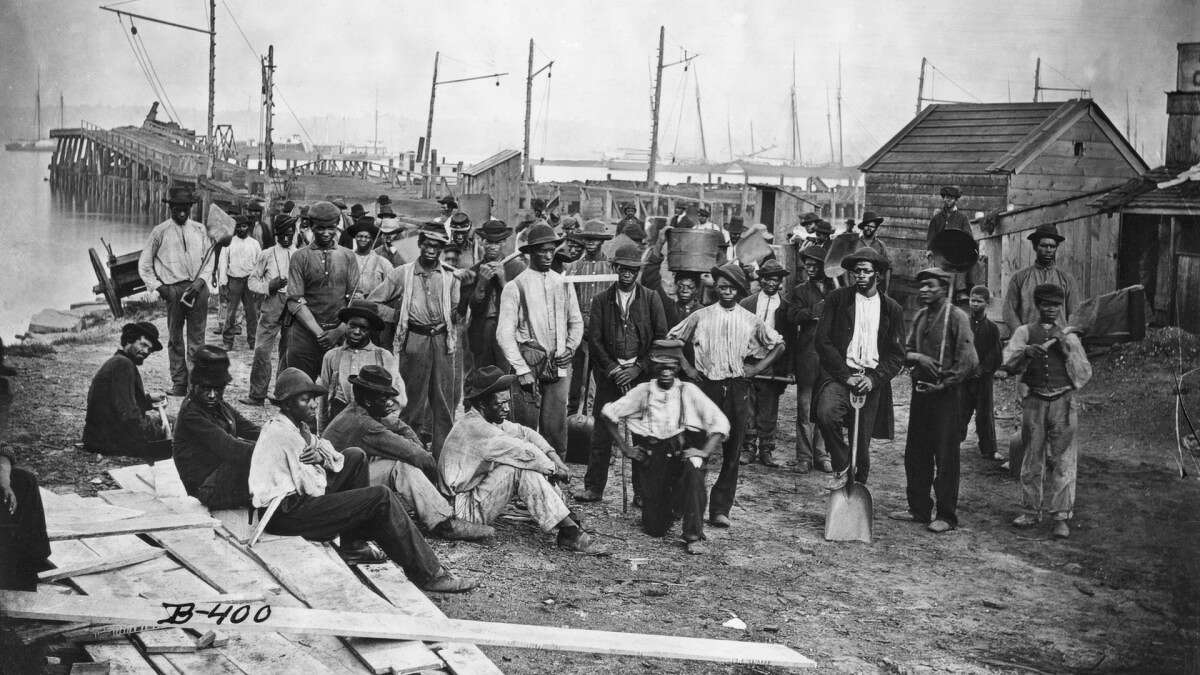 Galveston City Council will recognize Juneteenth as an official holiday. (Bettmann Archive/Getty Images)