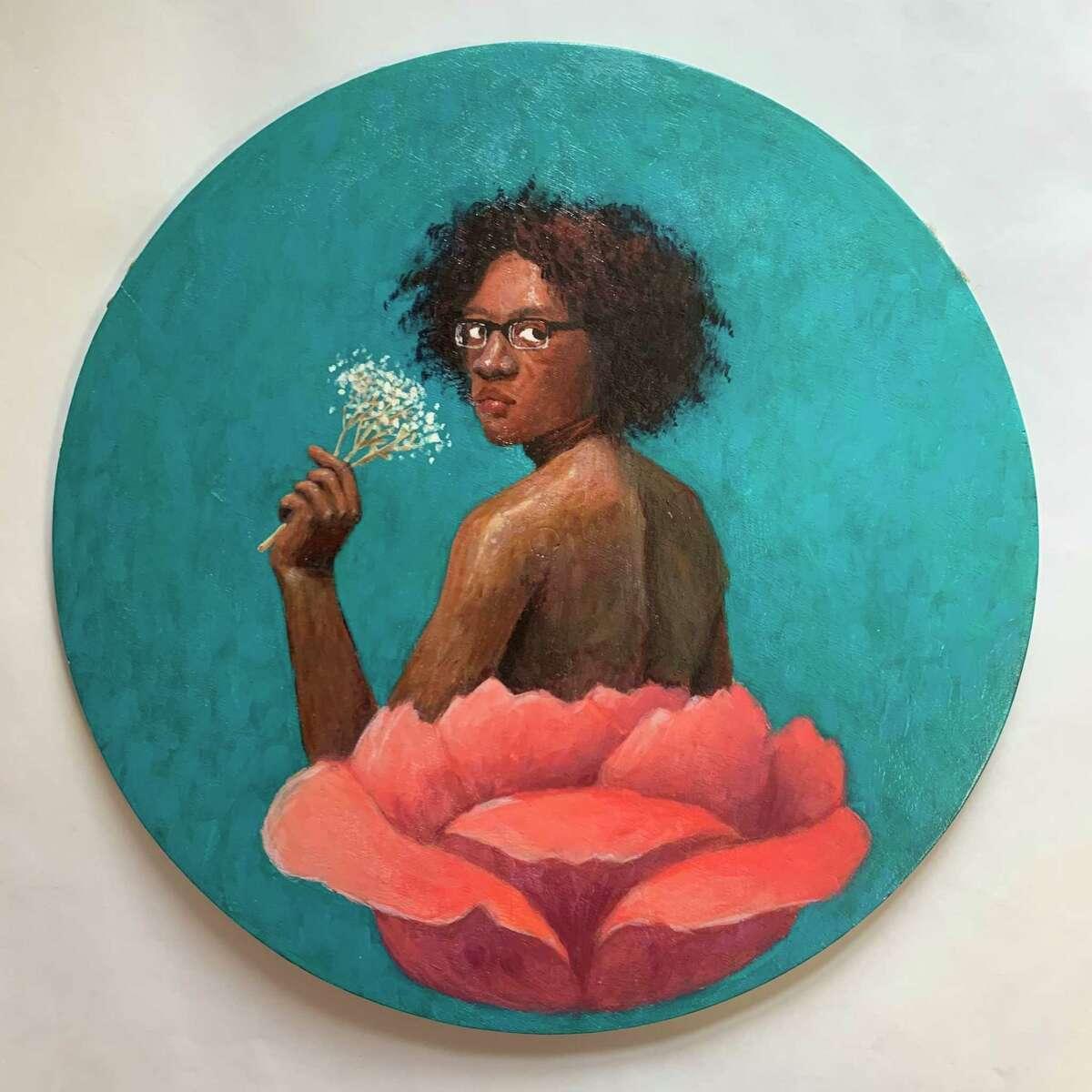Joyce Huang's painting,