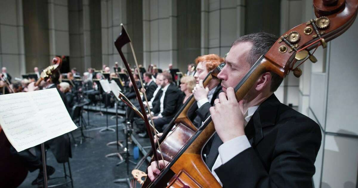 The Midland Symphony Orchestra will perform as part of Midland Center for the Arts' 50th season.