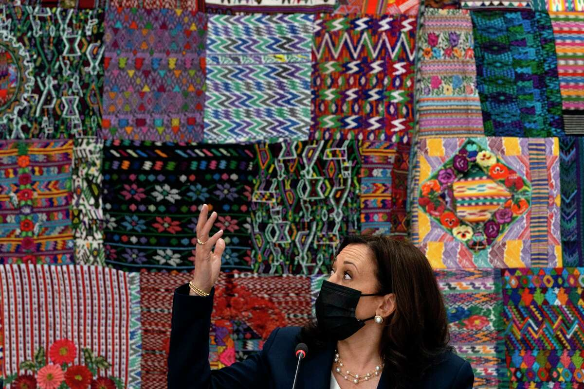 Vice President Kamala Harris stumbled during her visit to Guatemala. Yes, we must address root causes for migration, but she and President Joe Biden should visit the U.S.-Mexico border.