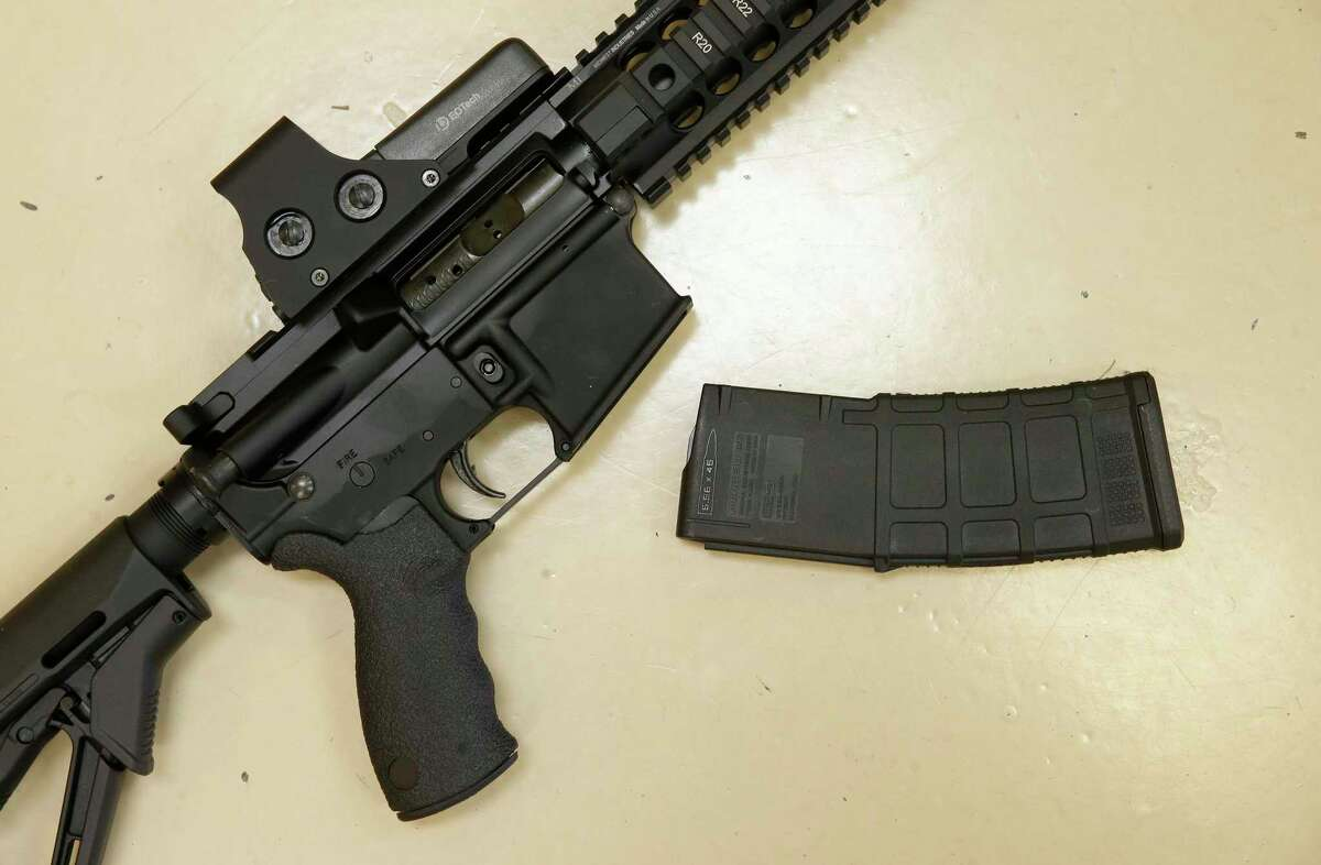 In a ruling last week that compared the AR-15 to a Swiss Army knife, a federal judge overturned California's longtime assault weapons ban. It's a false analogy that portends trouble ahead for our democracy and general well-being.