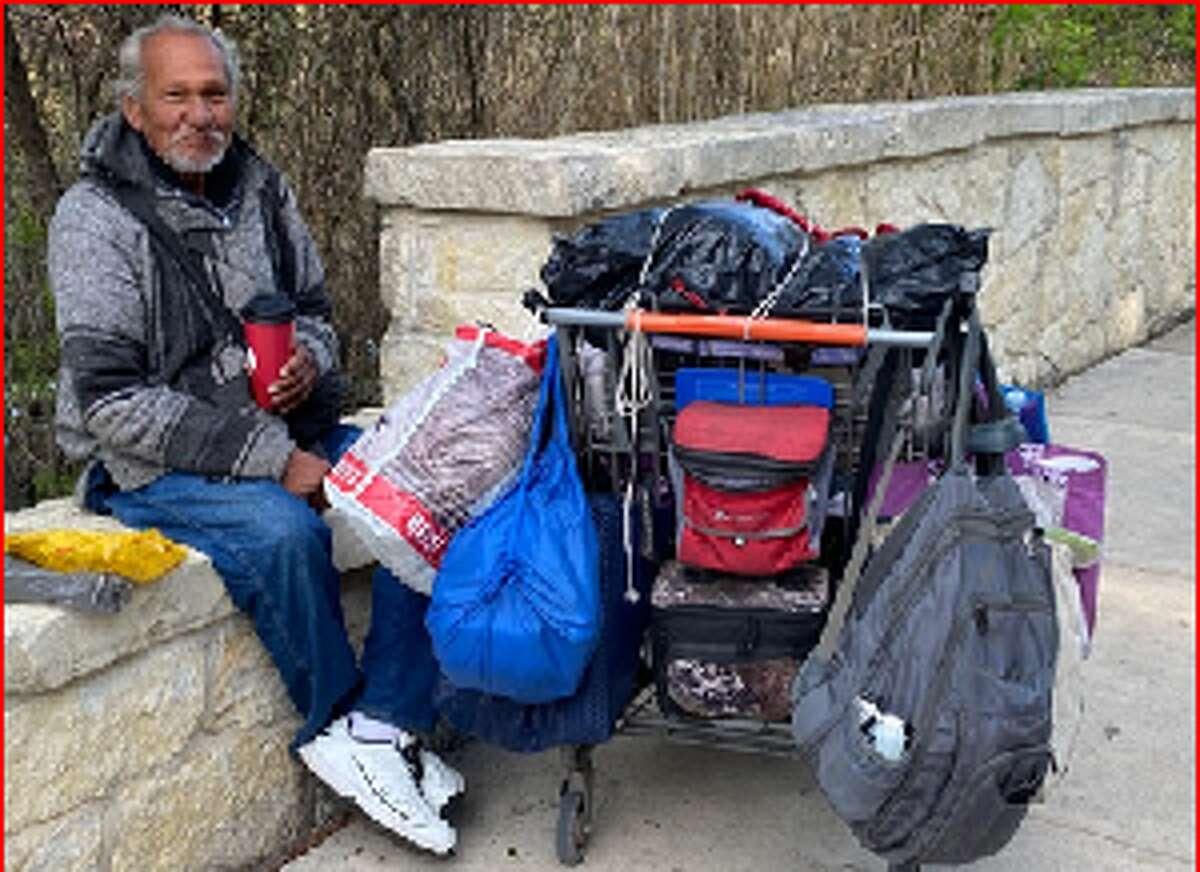 Juan Apolinar Jr., 65, was found