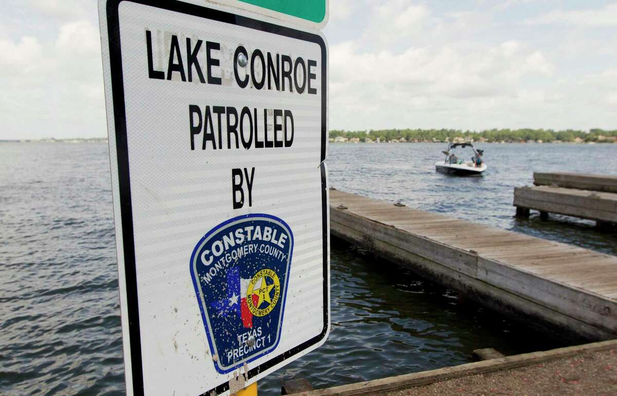 Memorial Day weekend on Lake Conroe left three people in custody and included 29 noncriminal incidents ranging, according to authorities.