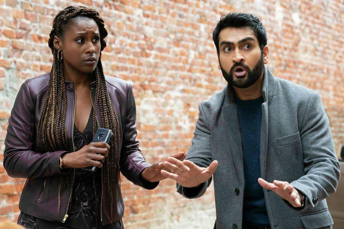 It wasn't us: Issa Rae and Kumail Nanjiani star in