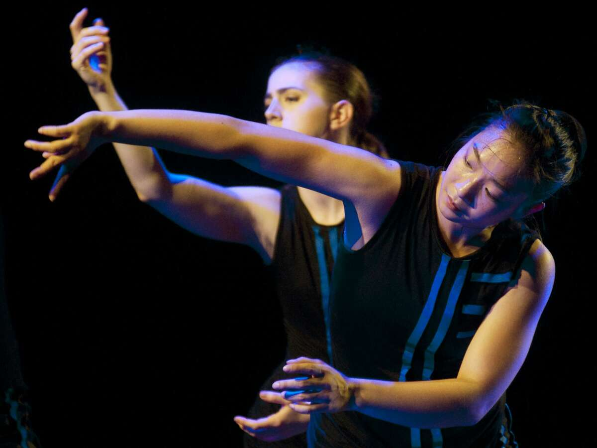 Artists of Cyrus Khambatta Dance Company in Contemporary Dance Season 2019 at Experimental Theatre, NCPA on 09/11/2019. Photo by : NARENDRA DANGIYA