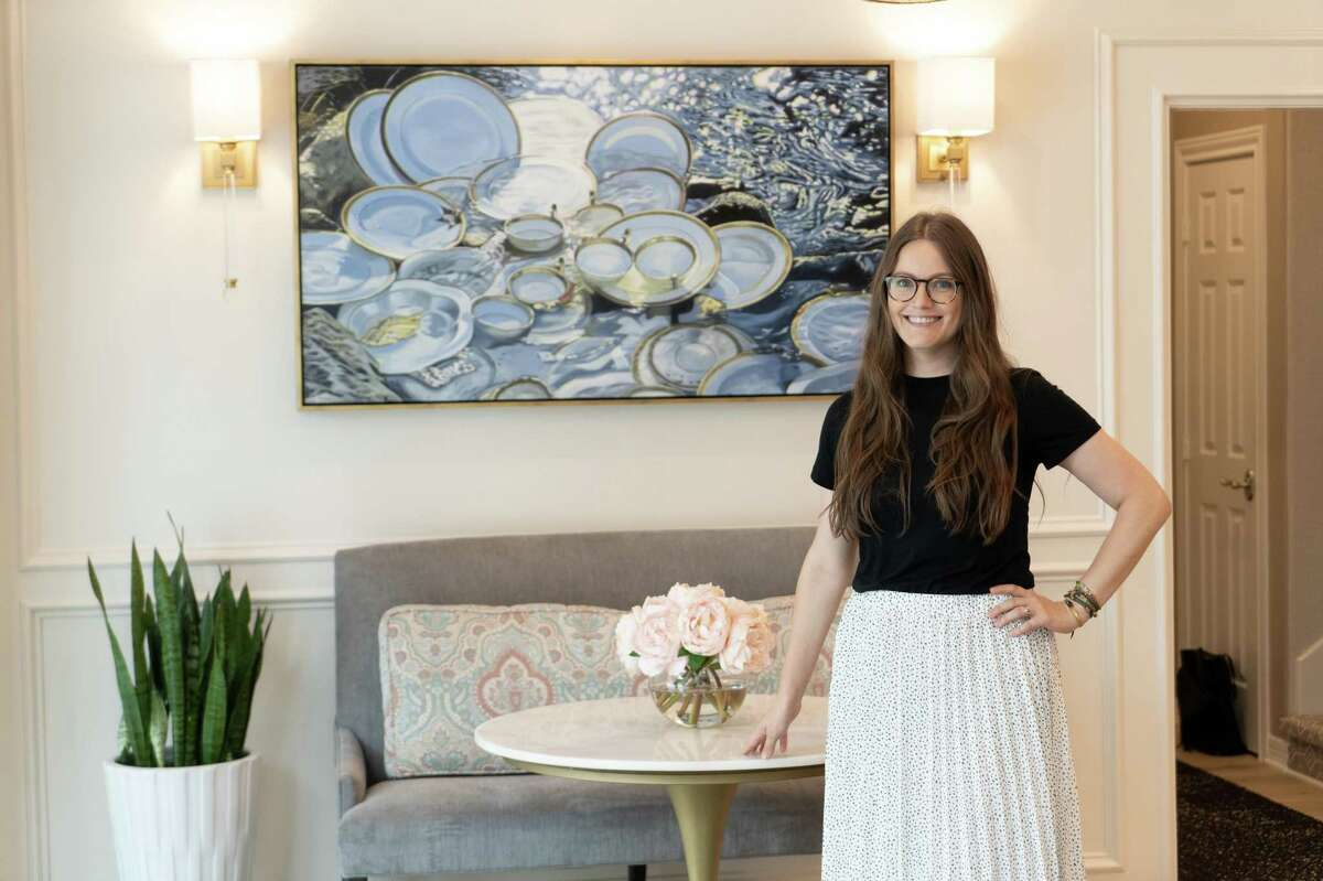 Amy Vonderau of Amy Vonderau Interiors.